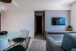 Apartamento com 2 dormitórios à venda, 66 m²- Setor Coimbra - Goiânia/GO