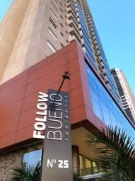 Título do anúncio: Residencial Follow Bueno Residence com 58 m²  - 2 quartos em Setor Bueno - Goiânia - GO