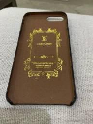 Capa case ORIGINAL Louis Vuitton Paris! Para iPhone 7/8 Plus.