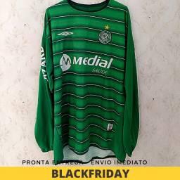 Título do anúncio: Camisa Guarani Futebol Clube - Umbro - Original 2000