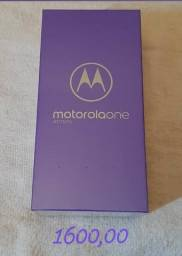 Título do anúncio: Motorola One Action