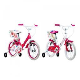 Título do anúncio:  Bicicleta Infantil Groove My Bike aro 16