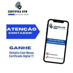 Título do anúncio: certificado digital Barato