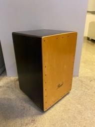 Cajon Pearl- Instrumento de Percussão Semi-novo