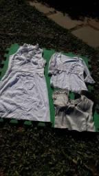 roupas diversas