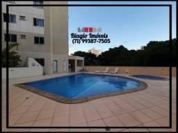 Título do anúncio: Villa Fiori - 2 quartos - Nascente - Varanda - Armários - 2 vagas - 60m²