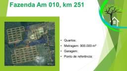 Título do anúncio: chácara na fazenda na Am 010, km 251