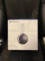 Título do anúncio: Headset sem fio Sony playstation 5