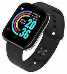Smartwatch Android Ios Inteligente D20 Bluetooth Nfe