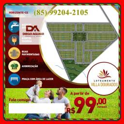 Título do anúncio:  Villa Dourados Loteamento *&¨%$