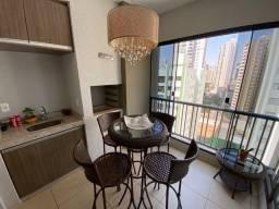 Título do anúncio: Apartamento a venda no jardim Goiás 2 suítes churrasqueira a carvão na varanda