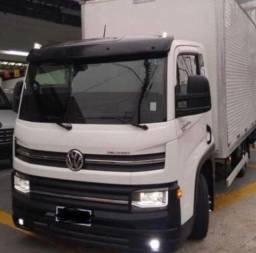 Título do anúncio: Caminhão Volkswagen Delivery Express no Baú