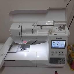 Vendo máquina de bordar pe 810
