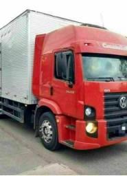 Caminhão Volkswagen Bau