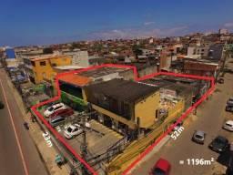Título do anúncio: Imovél comercial com 851 m2 de área construída , na Avenida Dorival Caymmi!..
