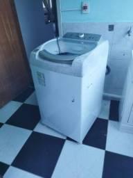 Título do anúncio: maquina de lavar usada 9kg brastemp