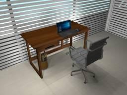 Título do anúncio: Mesa de Escritório em Madeira Maciça. Produto Novo