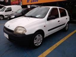 Título do anúncio: Renault Clio  Hatch. RL 1.0 8V GASOLINA MANUAL