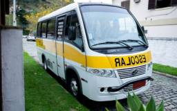 Micro Ônibus Escolar - Volare Escolarbus 2012