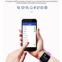 smart watch novo com whtasapp e facebook