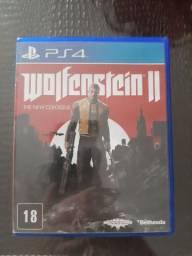 Jogo Wolfenstein II The New Colossus