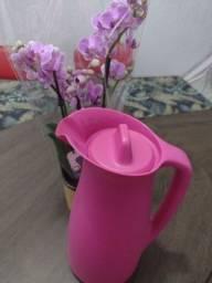 Título do anúncio: Garrafa térmica Tupperware Rosa