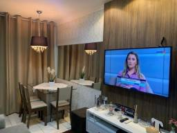 Apartamento 2 quartos, 43 m², Chapada Verde - Ponte nova - Várzea Grande