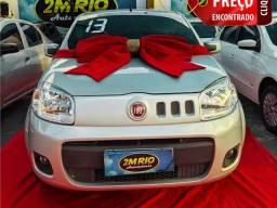 Título do anúncio: Fiat Uno 2013 1.0 evo vivace 8v flex 4p manual