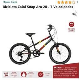 Título do anúncio: Bike Caloi zerada