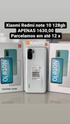 Título do anúncio: Xiaomi Redmi note 10 128gb LACRADOS a pronta entrega em Araguaína.. Temos loja física.