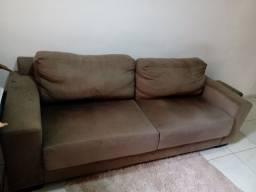 Título do anúncio: Vendo sofá da Lá shopping