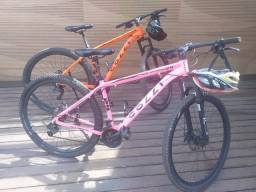 Título do anúncio: Vende-se duas bicicletas