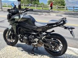 Título do anúncio: Yamaha MT 09 Tracer Verde 18/18