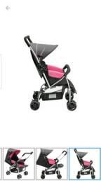 Vende-se carrinho de bebê semi novo.