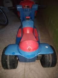 triciclo infantil eletrico
