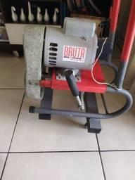 Título do anúncio: Máquina desentupidora profissional com cabo de mola