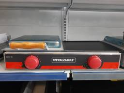 Chapa com prensa elétrica 70 cm * cesar