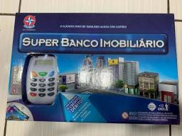 Título do anúncio: Super Banco Imobiliário - Com Maquininha - Todas As Peças