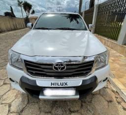 Título do anúncio: Hilux SRV 4x4 Flex