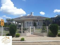 Título do anúncio: Excelente casa de esquina térrea no Bairro Pousada da Neve. Nova Petrópolis RS!