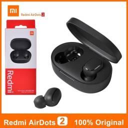 Fone Bluetooth Redmi Airdots 2 Xiaomi Original Lacrado