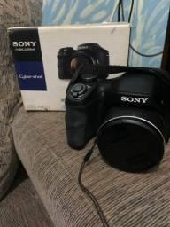 Título do anúncio: Câmera Cyber-Shot DSC-H100