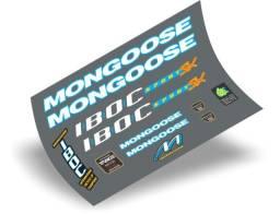 Adesivo bike Mongoose - Iboc Sport SX
