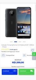 Título do anúncio: Nokia 5.2 ANDROID ONE  128GB