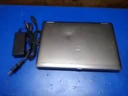 Título do anúncio: Notebook hp barbadinha i5,  Sem bateria por isso o valor!!