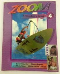Livro De Inglês Zoom 4 (student's Book)