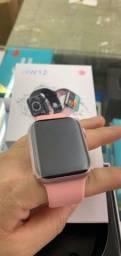 Título do anúncio: HW12 Smartwatch faz e recebe ligações