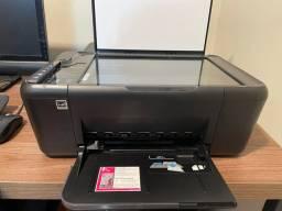 Título do anúncio: Impressora HP DESKJET f4480 Semi-Nova