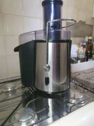 juicer centrífuga de alimentos extrator de sucos marca vicini