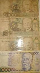 Título do anúncio: Coleção de Dinheiro Antigo